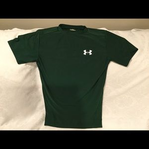 Under Armour fitted work out top